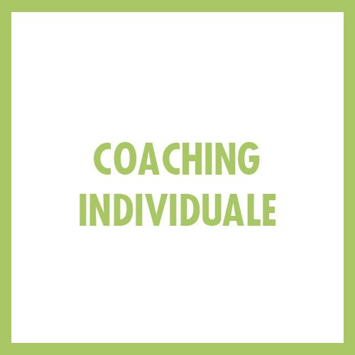 COACHING-INDIVIDUALE