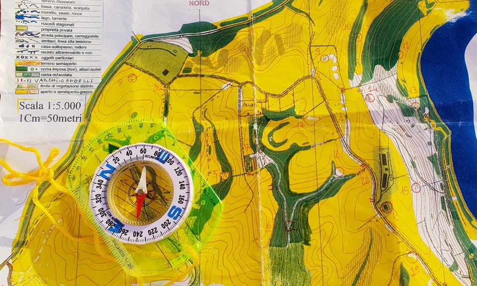 Digital orienteering - Nilman