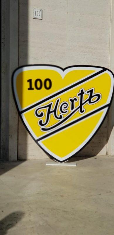 Compleanno Hertz