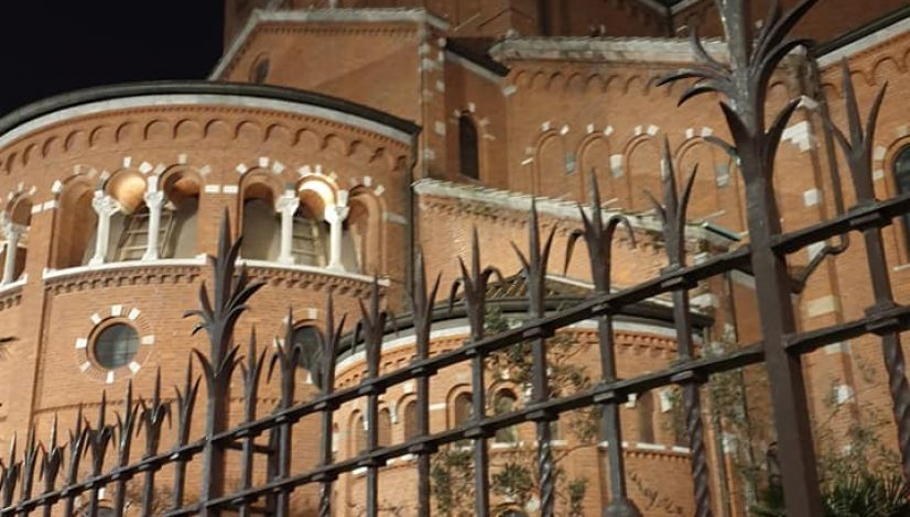 Splendida serata milanese