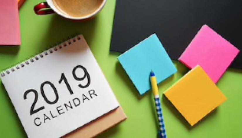 Calendario Corsi 2019 - NILMAN
